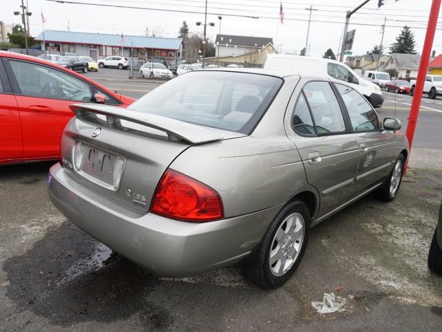 Nissan Sentra 2006 price $2,395
