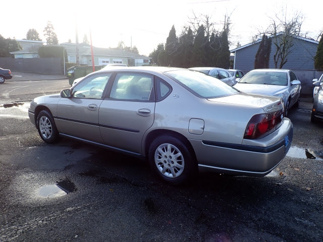 Chevrolet Impala 2001 price $2,295