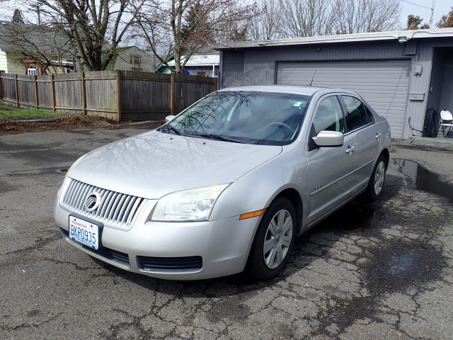 Mercury Milan 2007 price $3,995