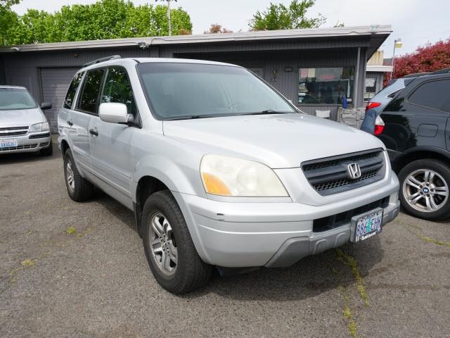 Honda Pilot 2004 price $5,595
