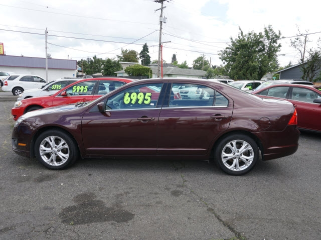 Ford Fusion 2012 price $6,895
