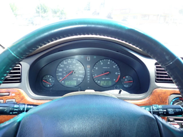 Subaru Outback 2002 price $2,995