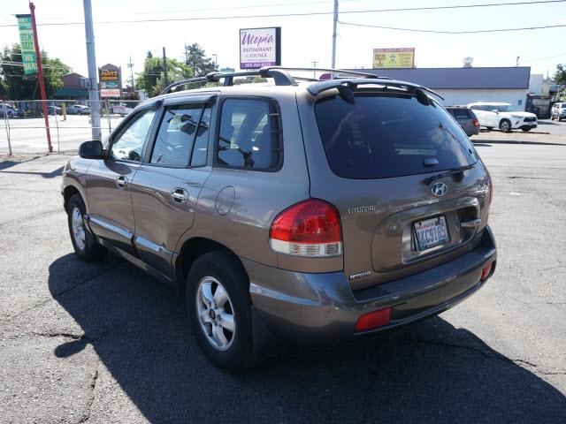 Hyundai Santa Fe 2006 price $4,495