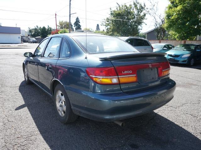Saturn L-Series 2002 price $2,496