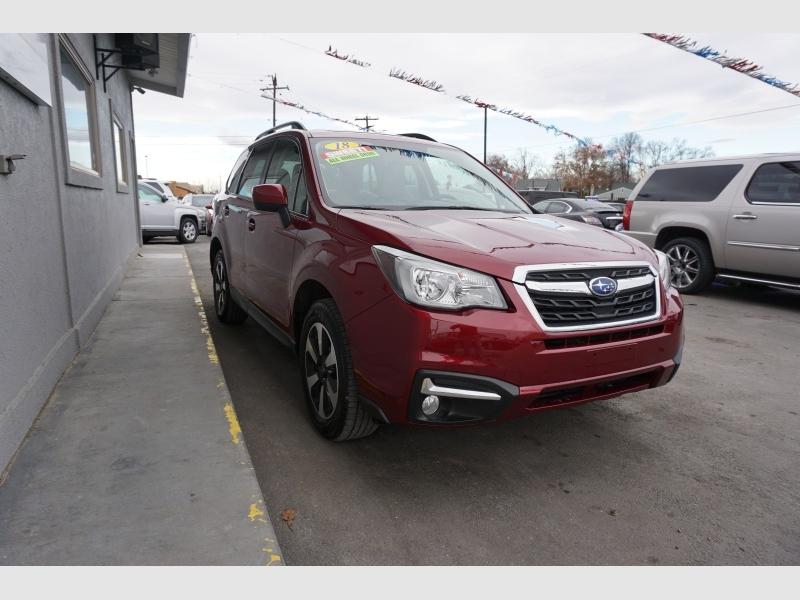 Subaru Forester 2018 price $17,995
