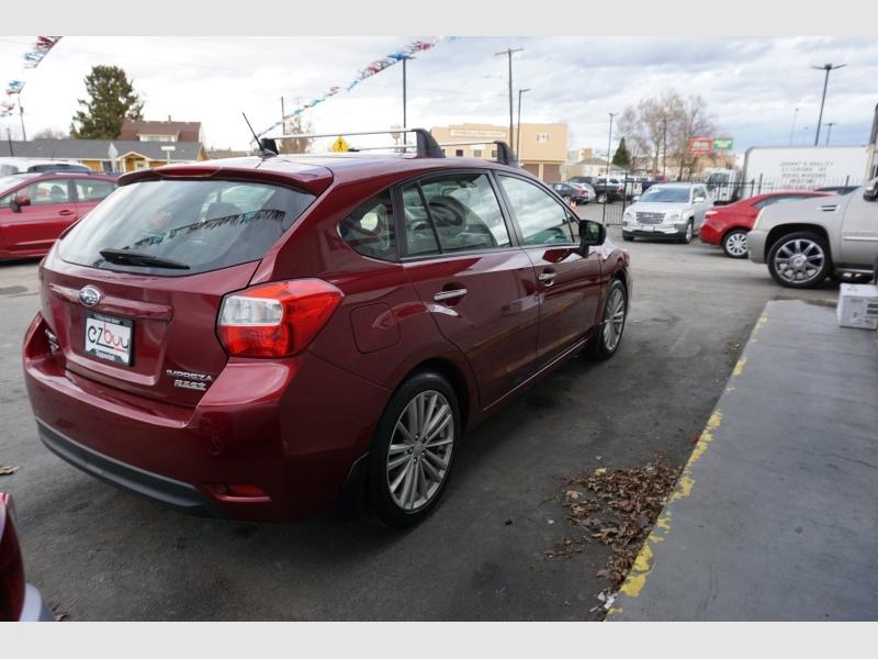 Subaru Impreza Wagon 2012 price $11,995
