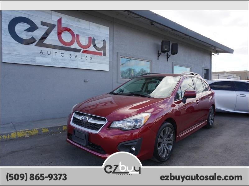 Subaru Impreza Wagon 2013 price $9,995