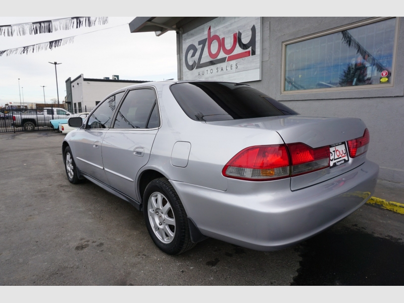 Honda Accord Sdn 2002 price $3,995