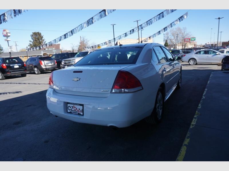 Chevrolet Impala Limited 2014 price $5,995