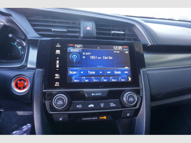 Honda Civic Hatchback 2018 price $15,995