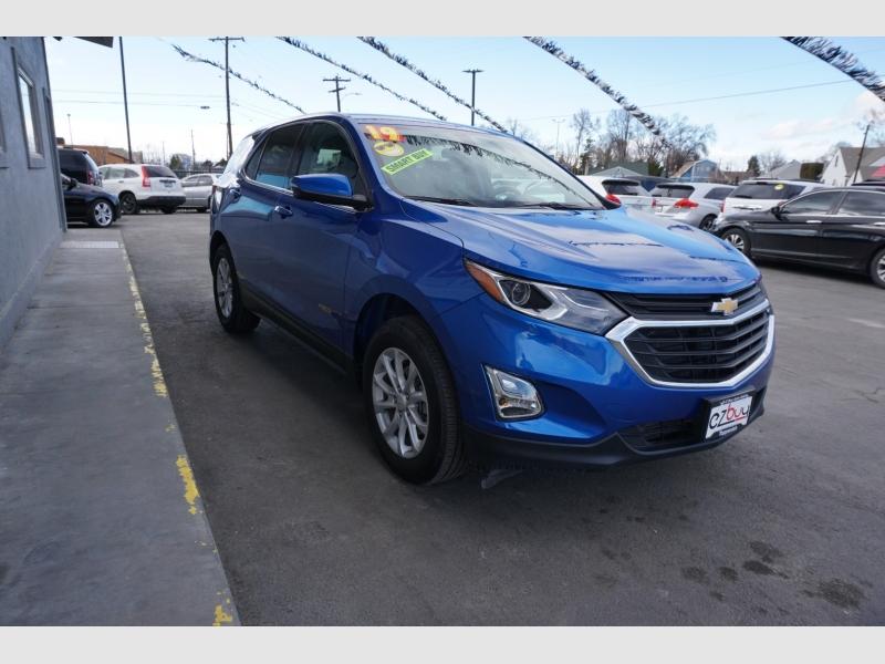 Chevrolet Equinox 2019 price $19,995