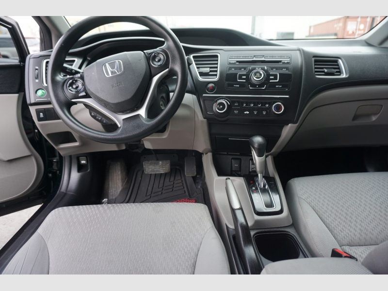 Honda Civic Sedan 2014 price $10,995