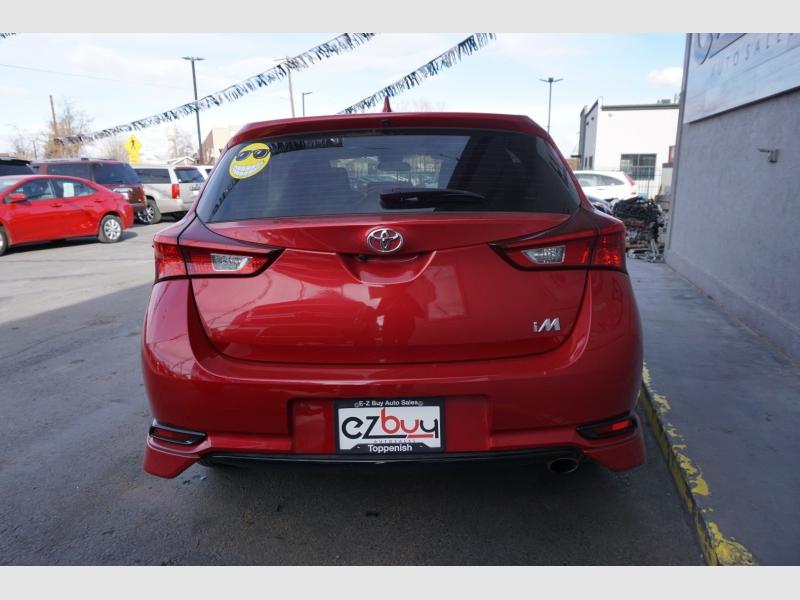 Toyota Corolla iM 2018 price $15,995