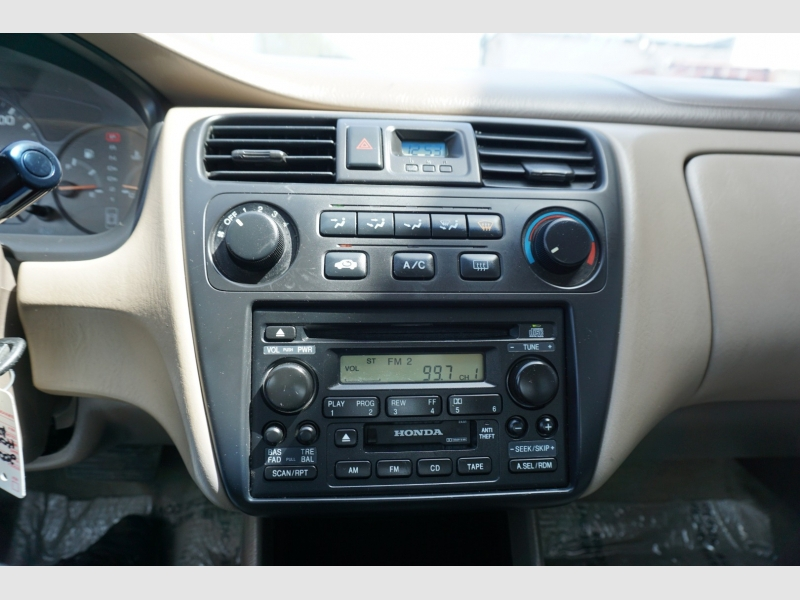 Honda Accord Sdn 2001 price $4,995