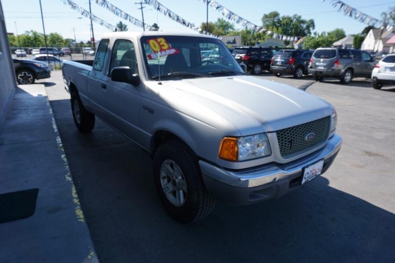 Ford Ranger 2003 price $8,995