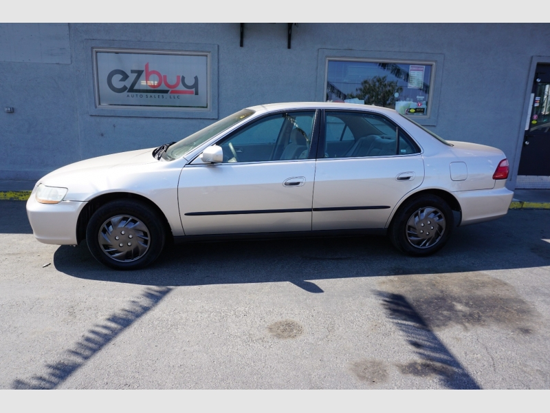 Honda Accord Sdn 1998 price $4,995