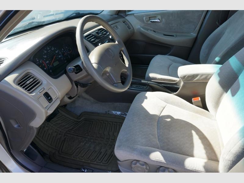 Honda Accord Sdn 2002 price $4,995