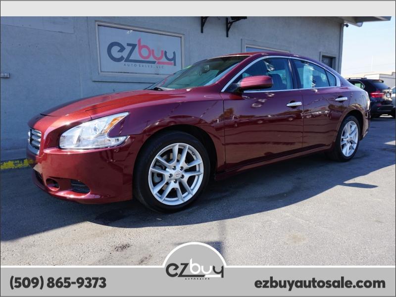 Nissan Maxima 2012 price $10,995