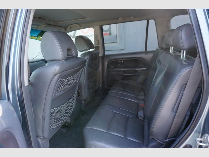 Honda Pilot 2006 price $7,495