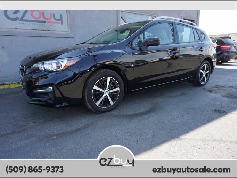 Subaru Impreza 2019 price $21,995