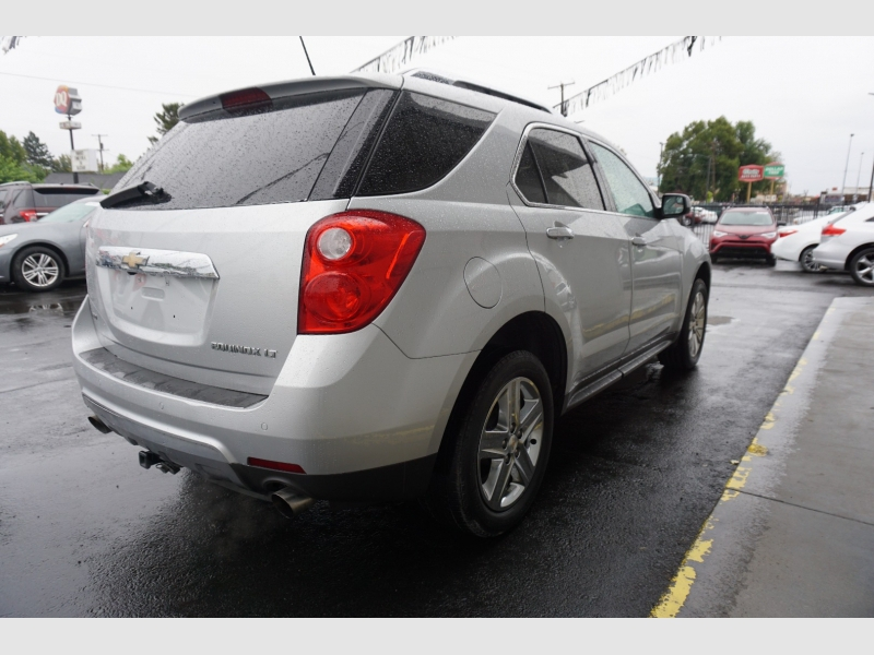 Chevrolet Equinox 2014 price $15,995