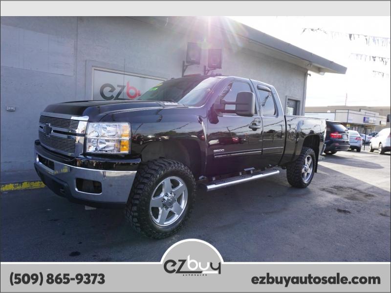 Chevrolet Silverado 2500HD 2012 price $34,995