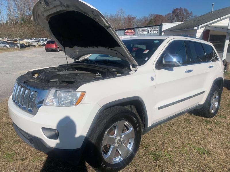 Jeep Grand Cherokee 2011 price $14,000