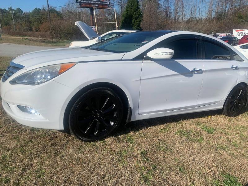 Hyundai Sonata 2012 price $10,999