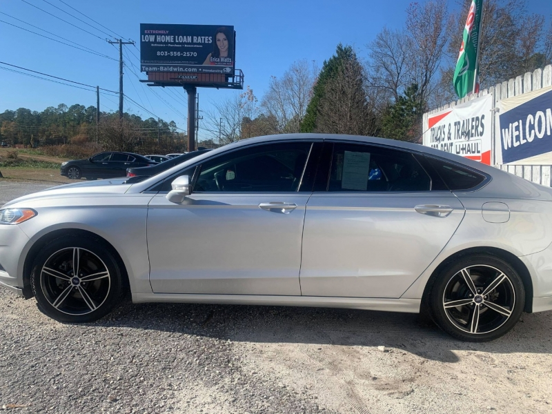 Ford Fusion 2013 price $10,500