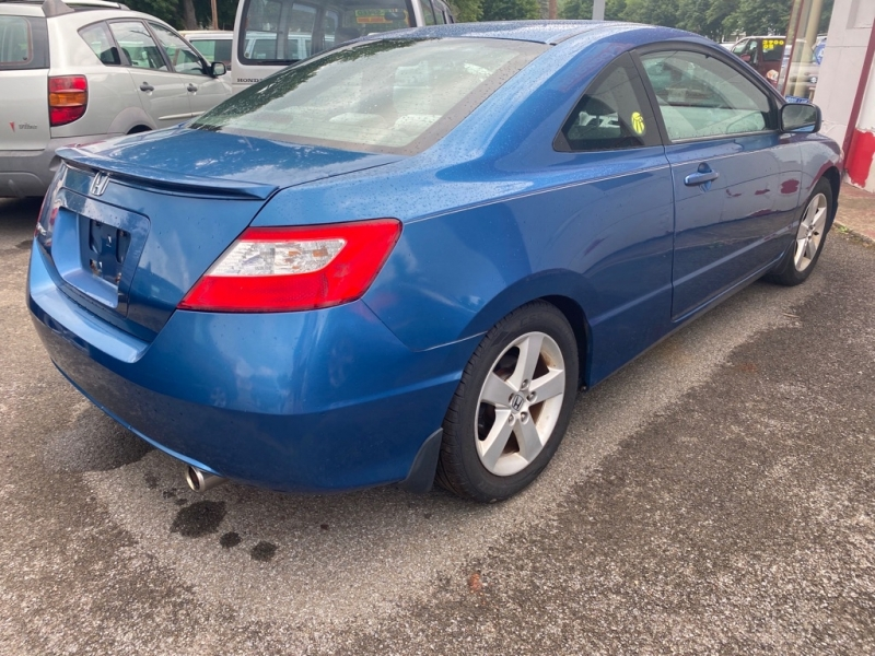 HONDA CIVIC 2007 price $4,990