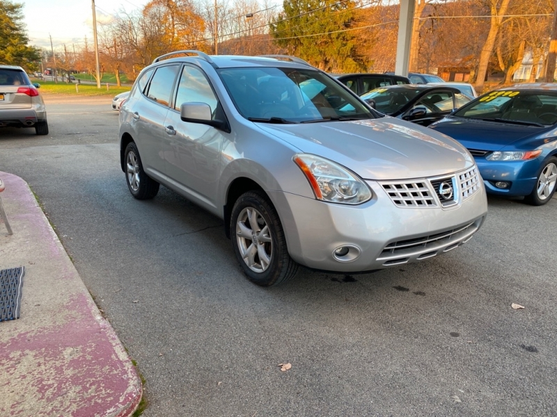NISSAN ROGUE 2009 price $5,990