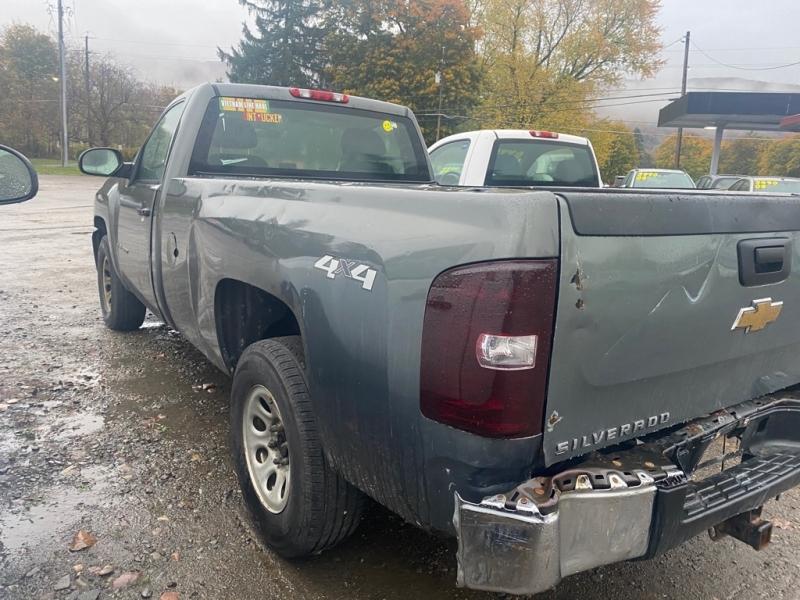 Chevrolet SILVERADO 1500 2011 price $5,990
