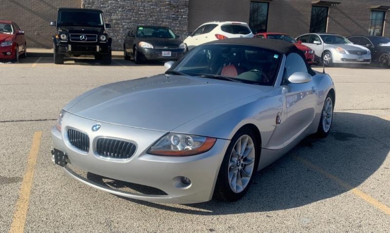 BMW Z4 2003 price $6,990