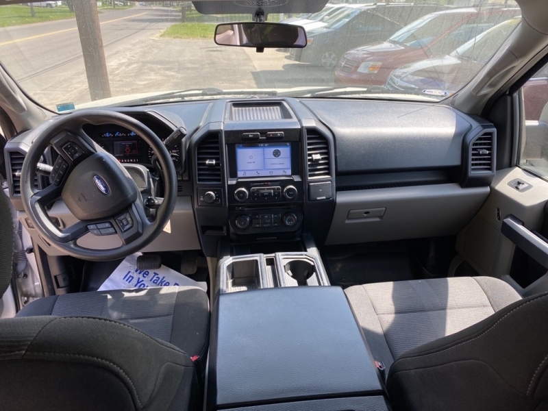 FORD F-150 2017 price $25,000
