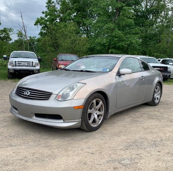 INFINITI G35 2004 price $6,990