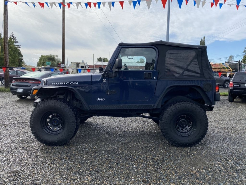 JEEP WRANGLER / TJ 2006 price $14,995
