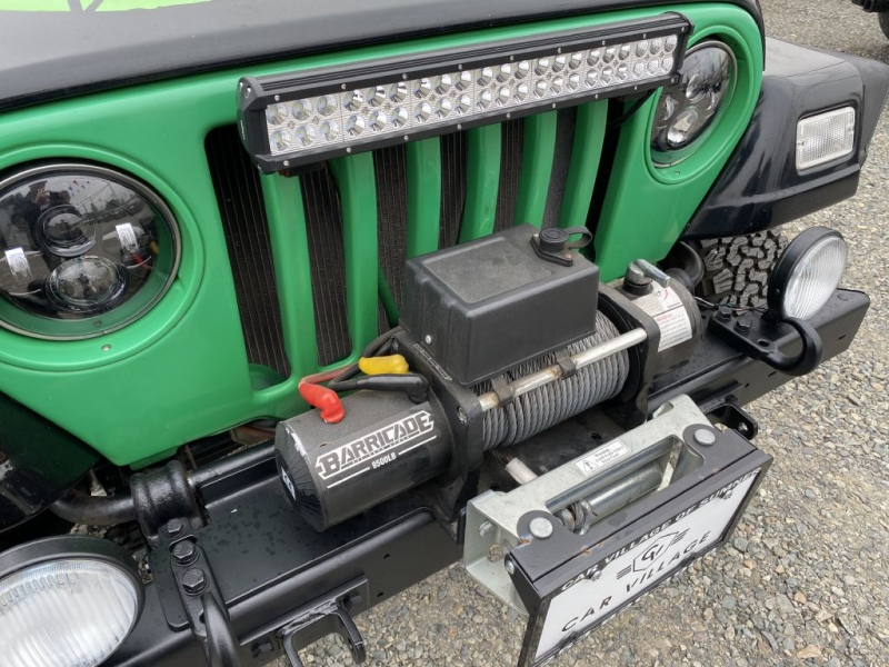 JEEP WRANGLER / TJ 1998 price $10,495