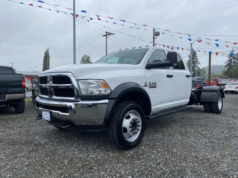 RAM 5500 2018 price $54,495