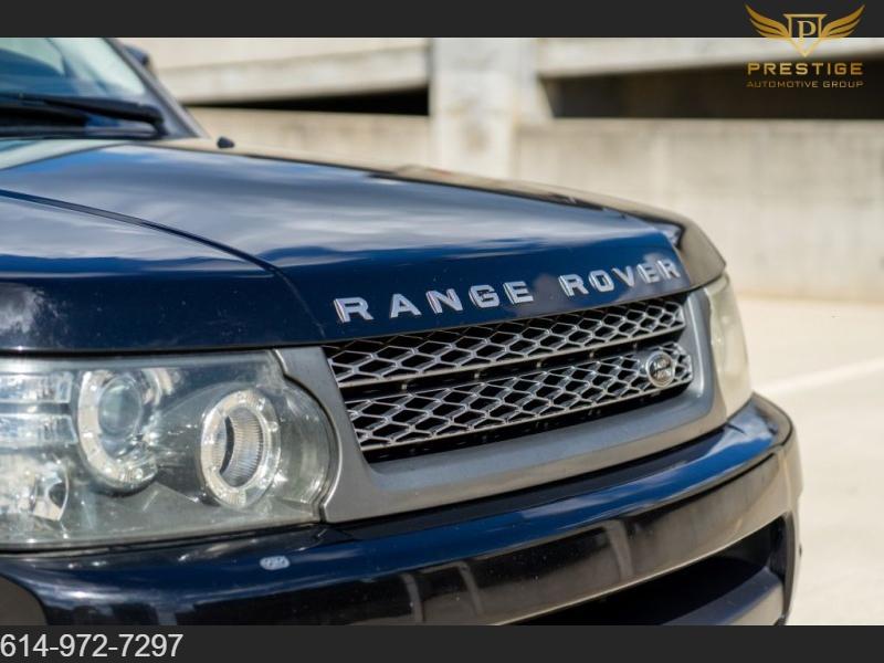 LAND ROVER RANGE ROVER SPO 2011 price $16,499