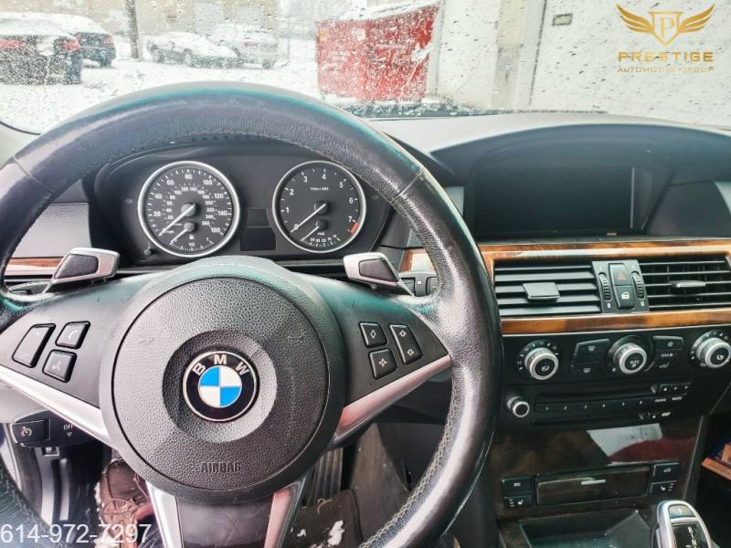 BMW 5 Series 2009 price $6,099