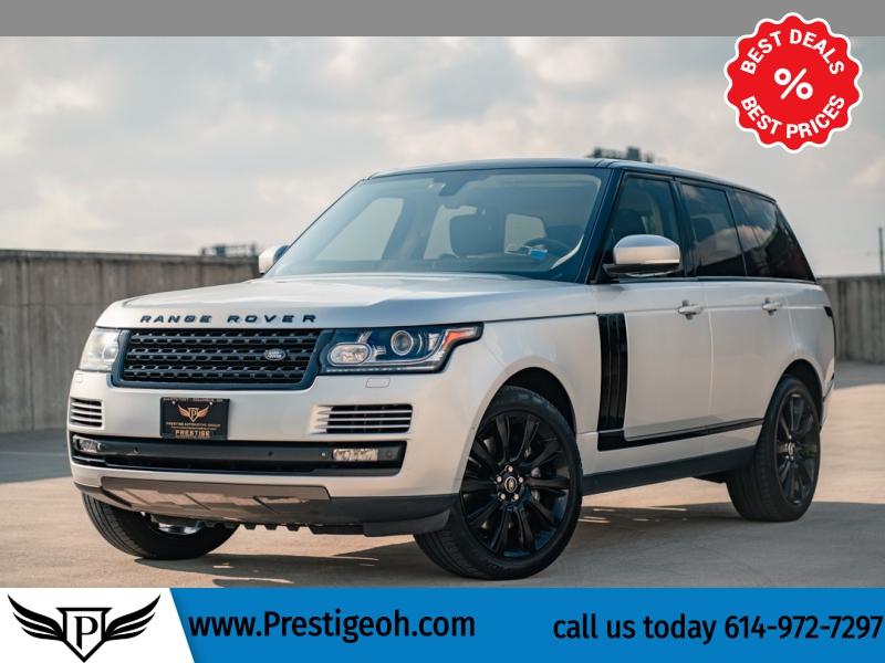 Land Rover Range Rover 2013 price $34,495