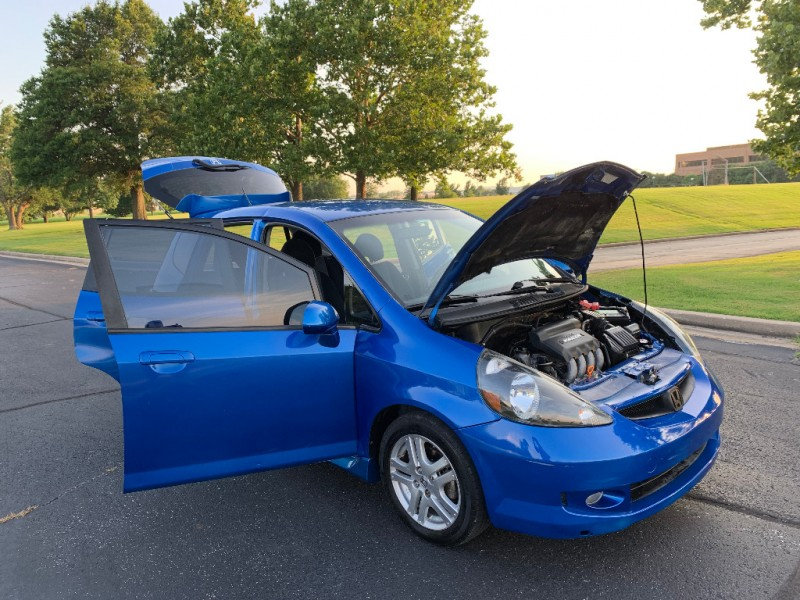 Honda Fit 2008 price $5,499