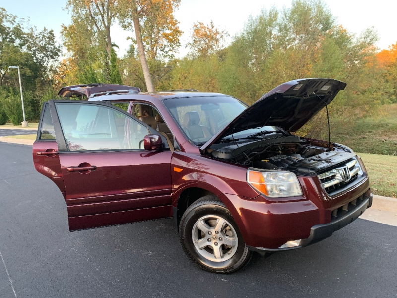 Honda Pilot 2007 price $4,999