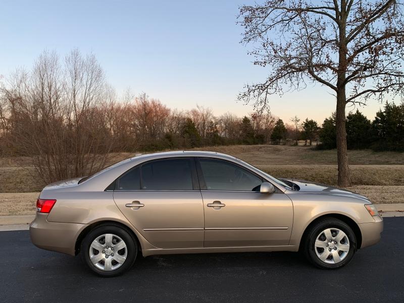 Hyundai Sonata 2008 price $4,999