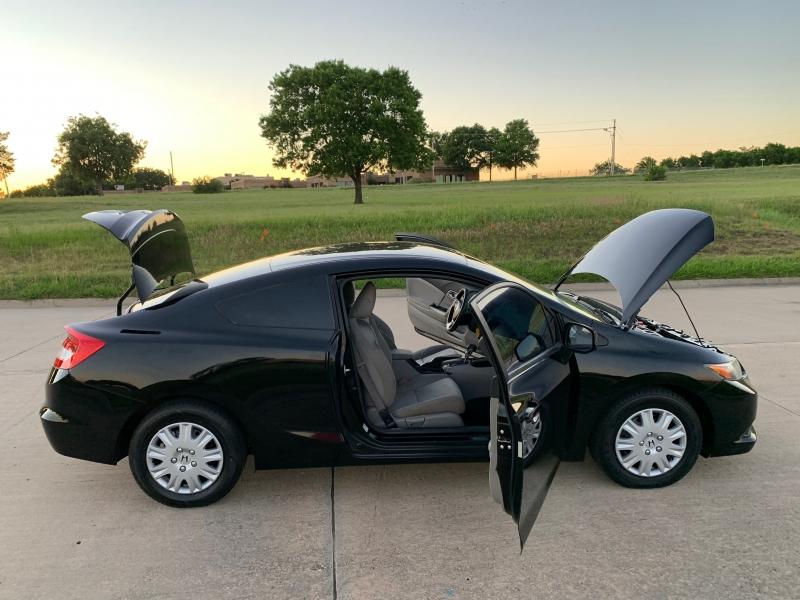Honda Civic Cpe 2012 price $6,999
