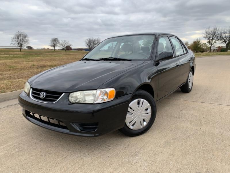 Toyota Corolla 2002 price $6,499