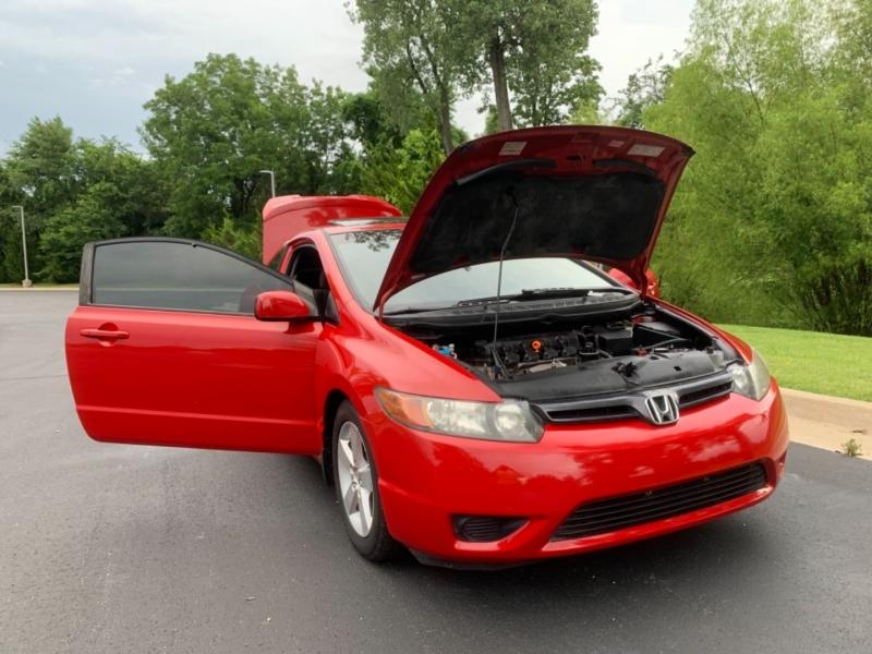 Honda Civic Cpe 2007 price $6,999