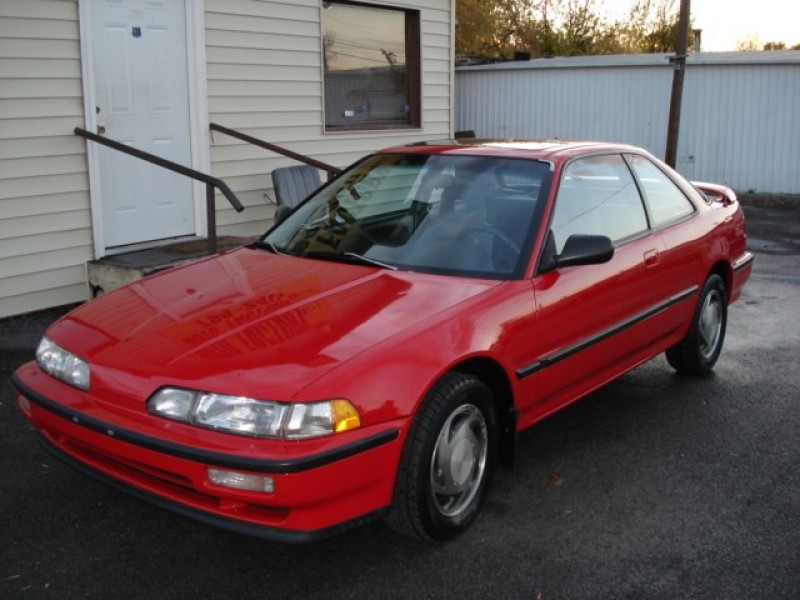 Acura Integra 1990 price $3,450
