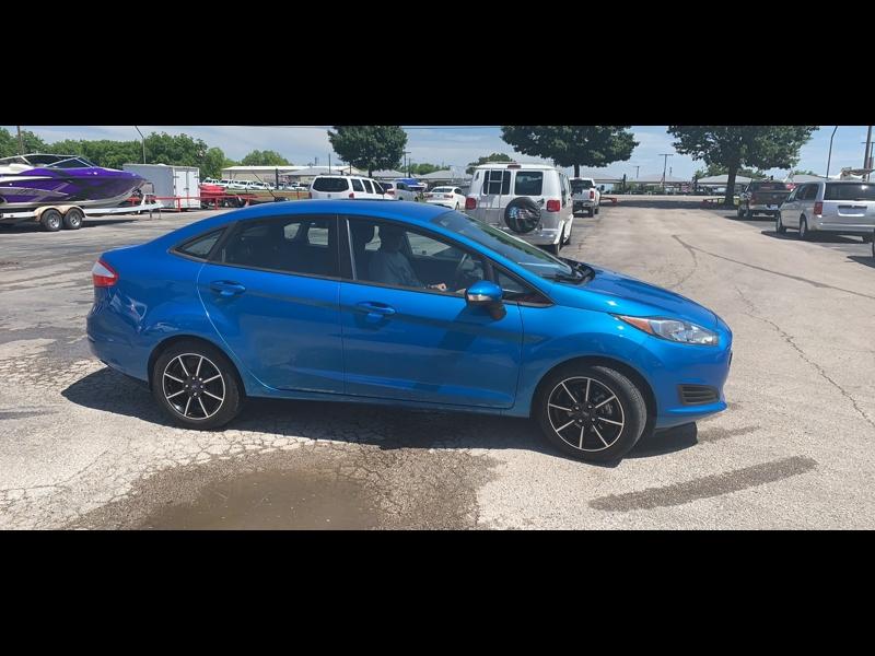 Ford Fiesta 2015 price $8,150