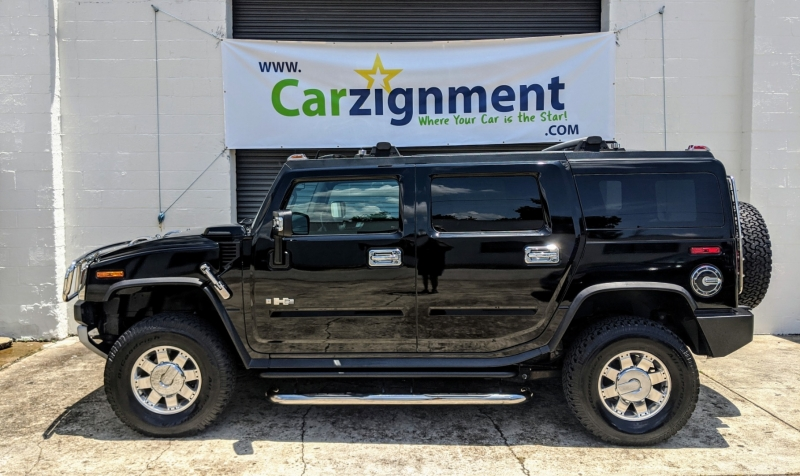 Hummer H2 2008 price $22,995